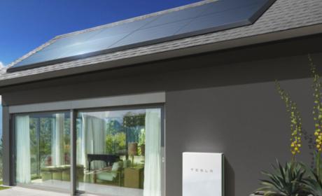 Los paneles solares de Tesla para cualquier tejado
