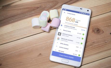 Mejores aplicaciones para limpiar la basura y los virus en Android