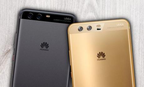 Algunos Huawei P10 son más lentos que otros por su memoria