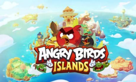 Nuevo juego de Angry Birds muy parecido a Clash of Clans.