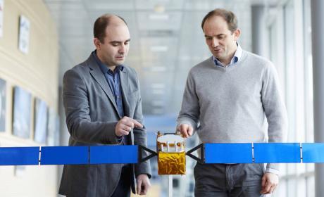 Ingeniero español nominado a inventor europeo del año