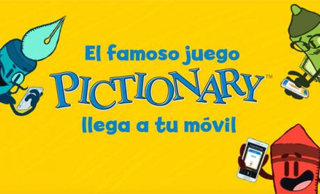 pictionary móviles