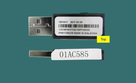 La memoria USB que IBM recomienda destruir debido a un malware