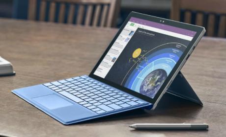 Presentación de Microsoft el 23 de mayo, probablemente con nueva Surface.