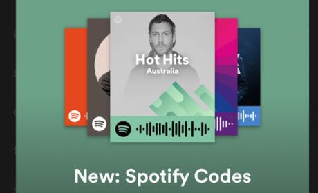 Ya puedes compartir tus canciones de Spotify con un código QR