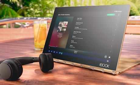 Lenovo Yoga Book, ¿por qué conformarte solo con un portátil?