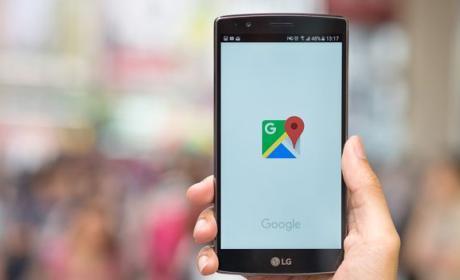 Ver fotos de Google Street View en la navegación de Maps.