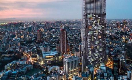 Estudiante diseña rascacielos que imprime apartamentos en 3D