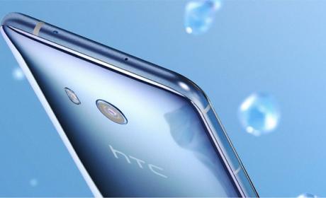HTC U11, el innovador móvil con marcos sensibles a la presión