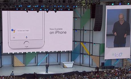 google io assistant