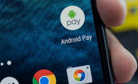 Android Pay llega a España.