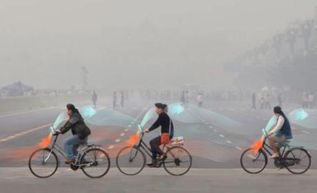 bici filtra aire