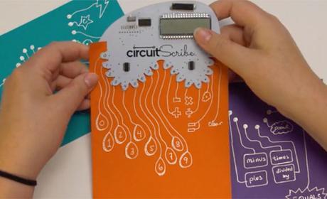 circuitos de papel