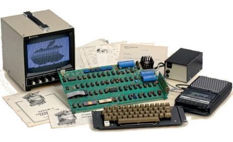 Un raro ordenador Apple I se vende por solo 110.000 euros