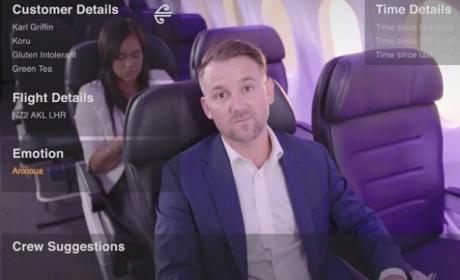 Air New Zealand utiliza gafas de realidad mixta con sus clientes