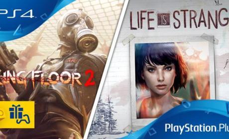 Life is Strange y Killing Floor 2, gratis para PS4 en junio