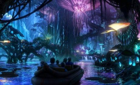 Así es Pandora, la nueva atracción animatrónica de DisneyWorld