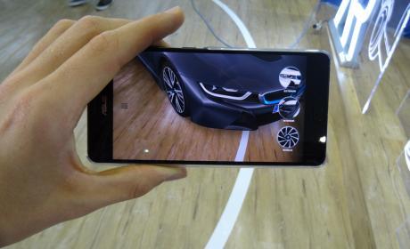 Así es el ASUS ZenFone AR, el móvil con realidad aumentada