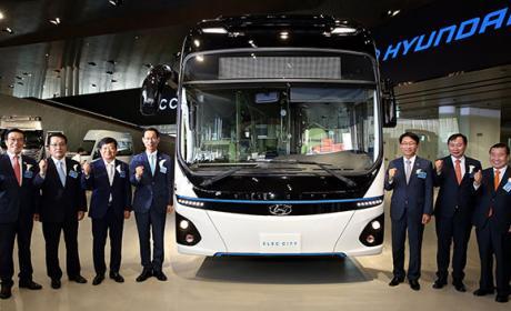 autobus electrico hyundai