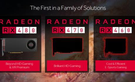 Agotadas las existencias de las Radeon RX Serie 500