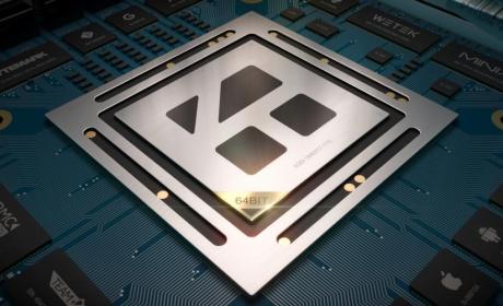 Kodi para Windows mejora con su aplicación de 64 bits.