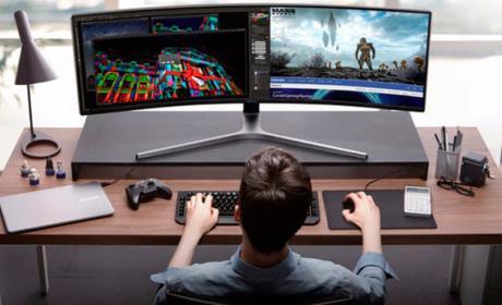 monitor gaming samsung