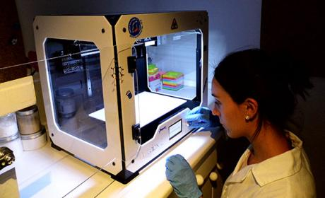 imprimir tejidos 3D