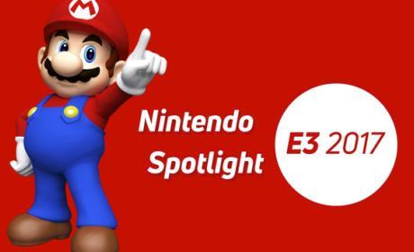 Todos los juegos anunciados en Nintendo Spotlight