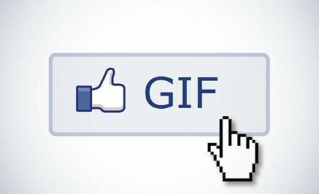 insertar comentarios con GIFs en Facebook
