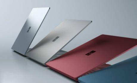 Surface Laptop, ya a la venta.