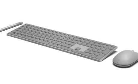 Nuevo teclado inalámbrico de Microsoft.