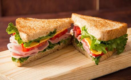 sandwich nasa