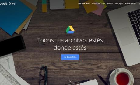 Google Drive permitirá guardar un backup completo del disco duro