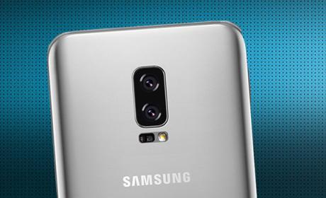 El lector de huellas del Note 8 no estará en la pantalla