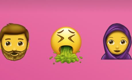 Los emoticonos que están por llegar con Unicode 10.0