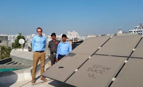 contaminacion energia solar