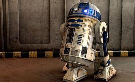 El R2-D2 original se subasta por 2,7 millones de dólares