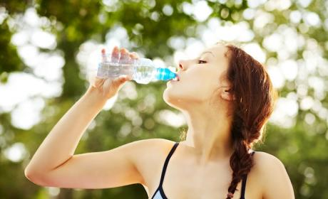 reutilizar botellas de agua
