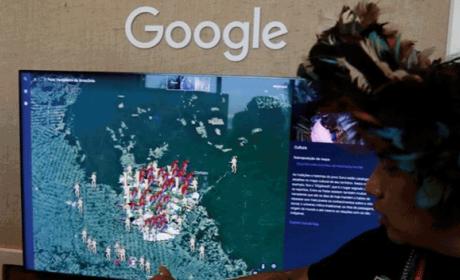 Podemos realizar viajes interactivos hacia lugares exóticos