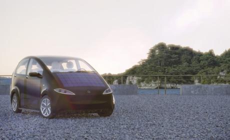 Sono Sion quiere ser un coche eléctrico con paneles solares