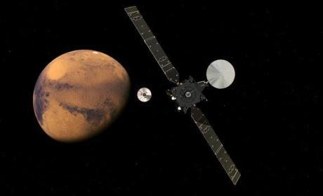La NASA no tiene dinero para llegar a Marte