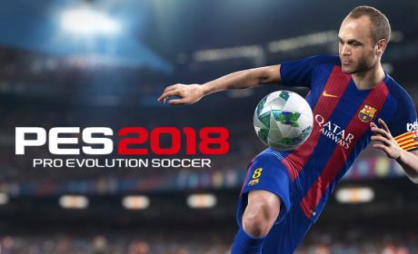 Ya disponible la beta de Pro Evolution Soccer 2018.