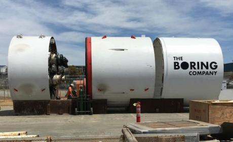 Elon musk ha conseguido permiso para construir túneles por los que circulará su sistema Hyperloop