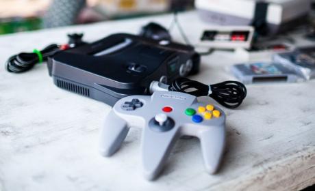 Nintendo ha registrado una patente relacionada con el mando de Nintendo 64 y podría ser el futuro de una versión mini