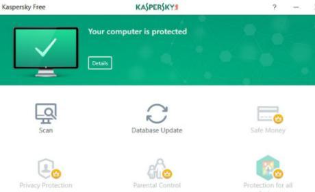 Descargar Kaspersky Free.