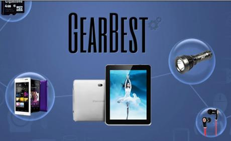 GearBest, una web para comprar móviles con descuento.