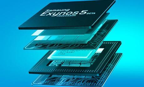 Samsung es ya el mayor fabricante de semiconductores del mundo