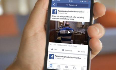 Este es el chat de vídeo de Facebook para el hogar