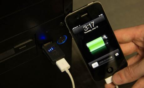 ¿Se carga más rápido el móvil en un puerto USB 3.0?