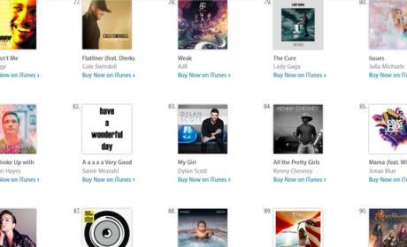 La canción A a a a a Very Good Song, que no tiene música ni letra, solo silencio, ha entrado en el Top 70 de las más vendidas en iTunes. ¿Quieres saber por qué?